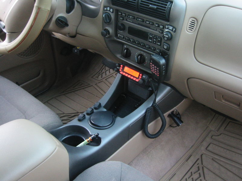 Center Console Interchangeability